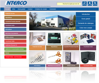 Edroweb - Interco